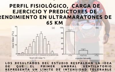 Perfil fisiológico de los corredores de ultramaratón