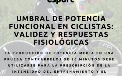 FTP en ciclismo