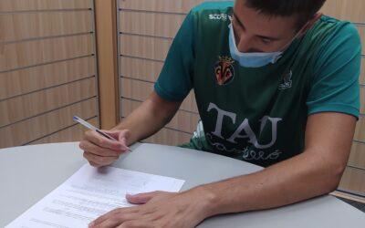Los jugadores del TAU Castelló pasan las pruebas de esfuerzo